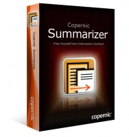 Copernic Copernic Summarizer (English) Coupon