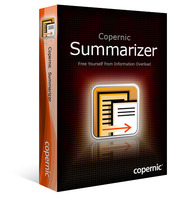 Copernic Summarizer (French) Coupon Code