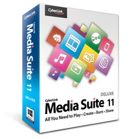 CyberLink Media Suite 11 Deluxe Coupon