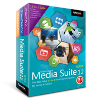 CyberLink Media Suite 12 Ultra Coupons