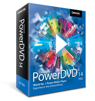 CyberLink Corp. – CyberLink PowerDVD 14 Pro Coupon
