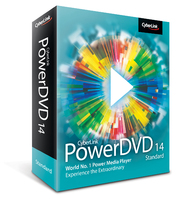 CyberLink PowerDVD 14 Standard Coupon Code 15% Off