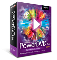 CyberLink Corp. – CyberLink PowerDVD 14 Ultra Coupons