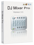 DJMixerSoft DJ Mixer Pro 3 for Windows Coupon Sale