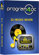 Exclusive Program4PC DJ Music Mixer Coupon Sale