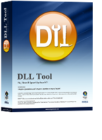 DLL Tool : 1 PC Lifetime License + Download Backup Coupon