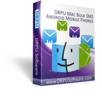 DRPU MAC Bulk SMS Software for Android Phones Coupons