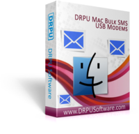 DRPU MAC Bulk SMS Software for USB Modems Coupons