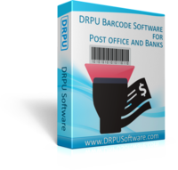 DRPU Post Office and Bank Barcode Label Maker Software Coupons