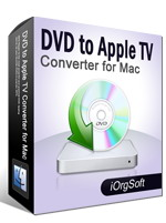 DVD to Apple TV Converter for Mac Coupon Code – 40%