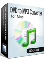DVD to MP3 Converter for Mac Coupon Code – 40% Off