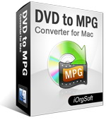 40% DVD to MPG Converter for Mac Coupon