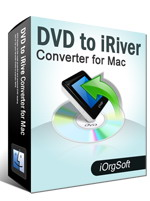 DVD to iRiver Converter for Mac Coupon Code – 40%