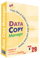 Data Copy Manager – Exclusive Coupon