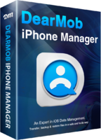 DearMob iPhone Manager – 1 Year 1PC Coupon