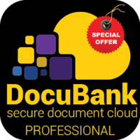 DocuBank – One Year Plan Coupon