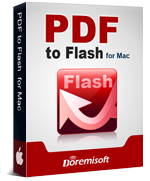 Doremisoft Mac PDF to Flash Converter Coupon Code – 30%