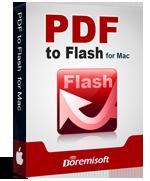 Doremisoft Mac PDF to Flash Converter Coupon Code – 30%