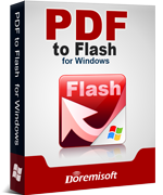 30% Doremisoft PDF to Flash Converter Coupon Code