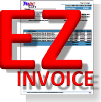 EZ web invoicer Avanced Edition Coupon