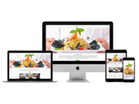 easythemes.ca Eat Pro Template for CMS Made Simple (single) Coupon Sale