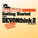 Ebook: Take Control of Getting Started with DEVONthink 2 Coupon
