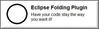 15% Eclipse Folding Plugin Personal Coupon
