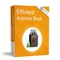 Efficient Address Book Coupon – 45% Off
