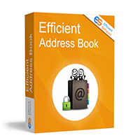 Efficient Address Book Coupon – 20%