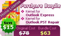 Email Recovery Software – Home License Coupon