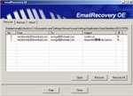EmailRecovery for OE Coupon