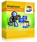 Employee Desktop Live Viewer –  100 User License Pack – Exclusive Coupon