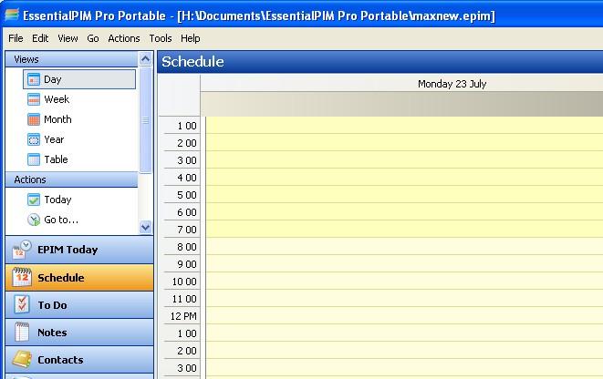 EssentialPIM Pro Desktop or Portable Coupon Code – 10% OFF