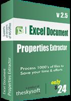 Exclusive Excel Document Properties Extractor Coupon Code