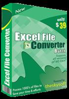 Excel File Converter Batch Coupon