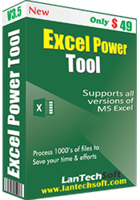 Excel Power Tool – 15% Off