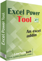 LantechSoft – Excel Power Tool Coupon