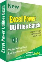 Excel Power Utilities Coupon Code