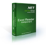 Excel Reader .NET – 4 Developer Licenses – 15% Sale