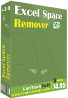 Excel Space Remover Coupon Code