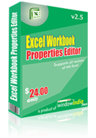 Excel Workbook Properties Editor Coupon