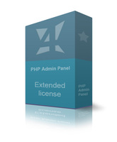 Extended PHP Admin Panel – Exclusive 15% off Coupons