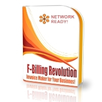 F-Billing Soft – F-Billing Revolution 2014 Sale