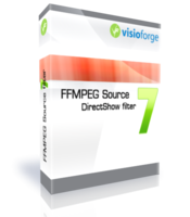 FFMPEG Source DirectShow filter – One Developer Coupon