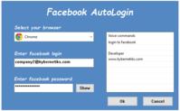 Exclusive Facebook AutoLogin Coupon Code