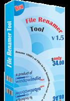 File Renamer Tool – 15% Off
