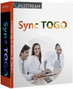 FileStream Sync TOGO Coupon Discount