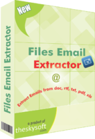 TheSkySoft – Files Email Extractor Coupon