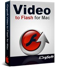 Flash Web Video Creator(Mac version) Coupon – 50% Off