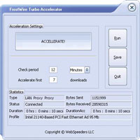 FrostWire Turbo Accelerator Coupon – 35% Off
